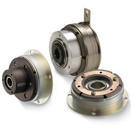 Actuated Type Clutches and Brakes